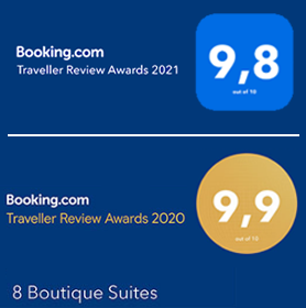 Booking Traveller Review Awards 2020 2021